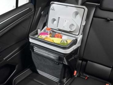 Volkswagen Kühlbox 12/230V, Kühl- und Wärmefunktion, Batterieentladeschutz